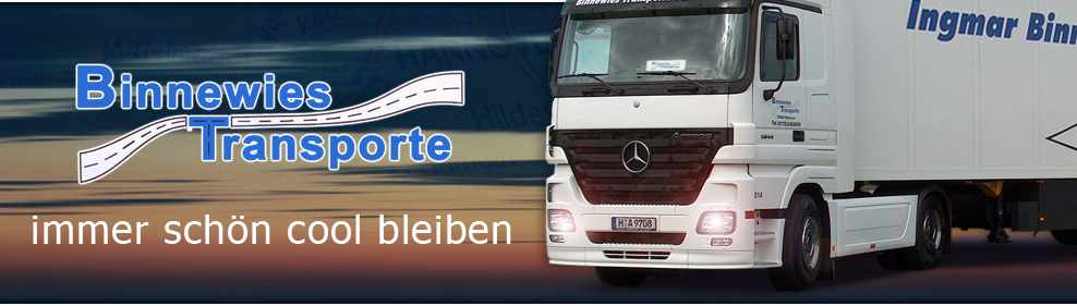 Binnewies Transporte Pattensen Graphic